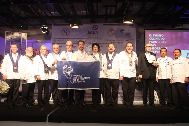 Campeonato Culinario Jatun Chef Perú 2018 se realizó por primera vez en Perú en la Facultad de Ciencias de la Comunicación, Turismo y Psicología de la USMP