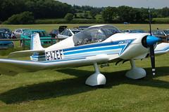 G-AZEF Wassmer jodel D120 (321) Popham 080608