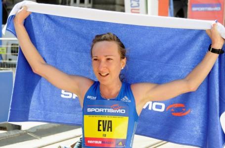 Podařilo se! Eva Vrabcová překonala 24 let starý český rekord Aleny Peterkové