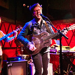 Tue, 13/02/2018 - 8:20pm - Christopher Porterfield's Field Report on WFUV Public Radio live from Rockwood Music Hall in New York City, 2/13/18. Hosted by Darren DeVivo. Photo by Gus Philippas/WFUV