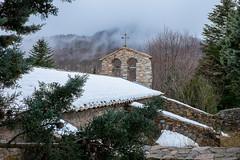 Sant Marçal, Parque Natural del Montseny
