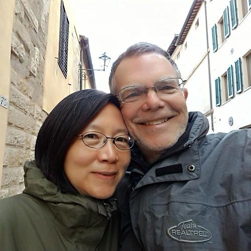In San Quirico, Italy