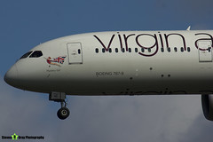 G-VWHO - 37971 - Mystery Girl - Virgin Atlantic Airways - Boeing 787-9 - Heathrow - 170402 - Steven Gray - IMG_0813