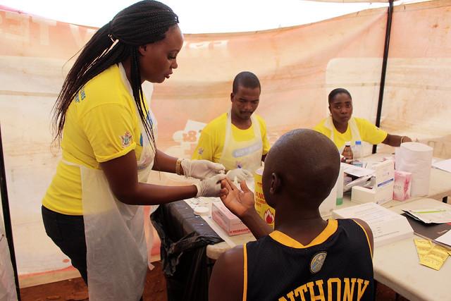 AHF Zimbabwe - HIV/AIDS Testing - AIDS Healthcare Foundation