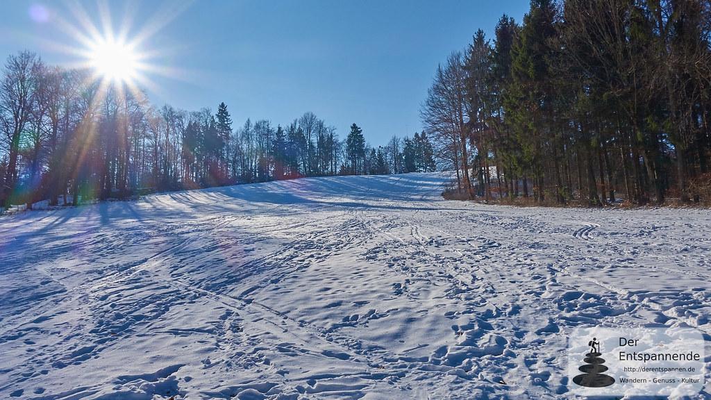 Wandern Schwäbische Alb: Aalen - Volkmarsberg - Albäumle