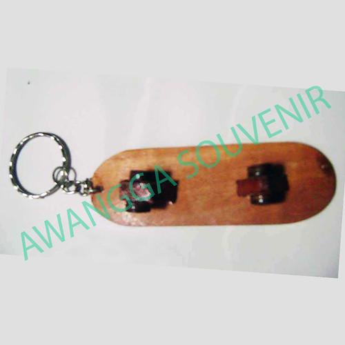 Ganci Kayu skatebot