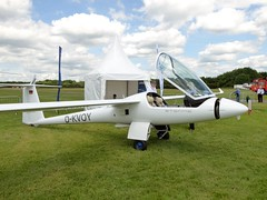 D-KVOY AeroExpo Wycombe Air Park 1 June 2017