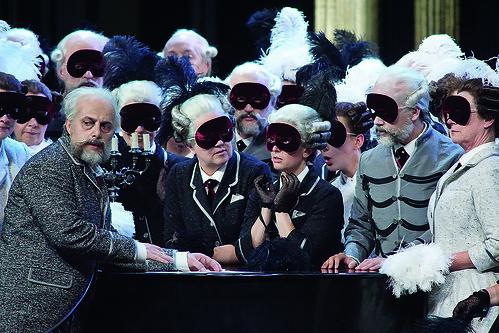 The Queen of Spades, Dutch National Opera