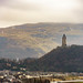 Wallace Monument as seen from Stirling Castle
