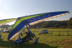 G-DECX P & M Aviation Quik (8263) Popham 121008