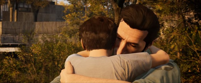 A Way Out - Alex and Leo