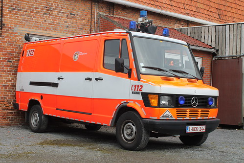 Logistiek Brandweer Kaprijke | 1-KEK-244