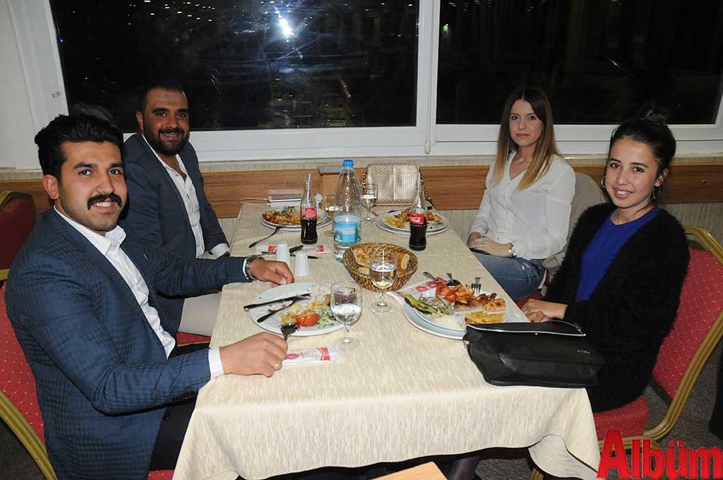 Salih Kurt, Mustafa Görgülü, Rabia Yüksel, Ebru Çelik