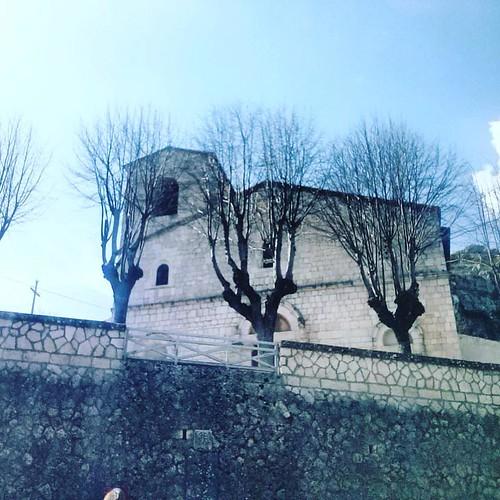 #chiesa #santamariadellegrazie #marsica