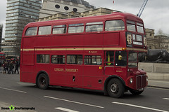 AEC Routemaster - ALM 71B - RM2071 - Stagecoach - 15 Not In Service - London 2018 - Steven Gray - IMG_7515