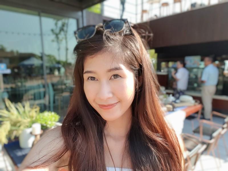Samsung Galaxy S9+: Selfie