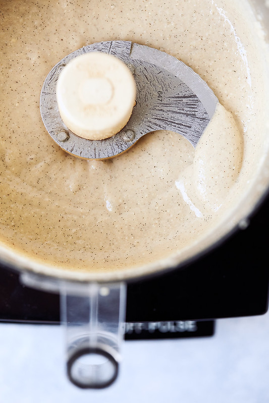 Vanilla Bean Macadamia Cashew Keto Butter {dairy-free, whole30, paleo}
