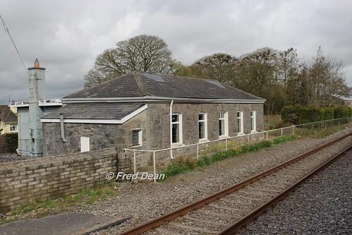 Ballyhale Station.