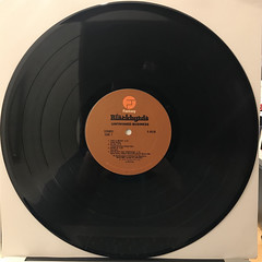 THE  BLACKBYRDS:UNFINISHED BUSINESS(RECORD SIDE-A)