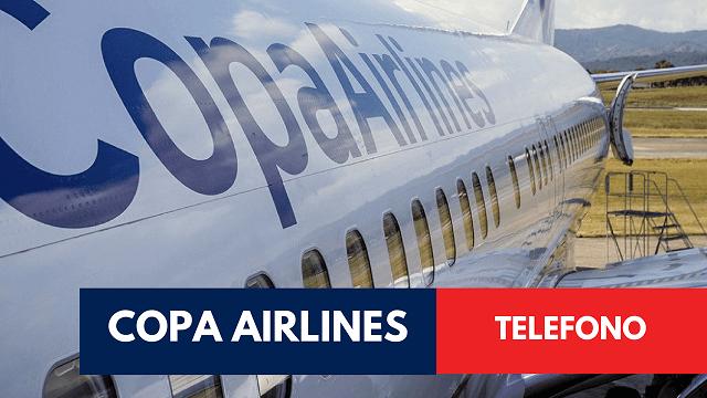 Telefono Copa Airlines