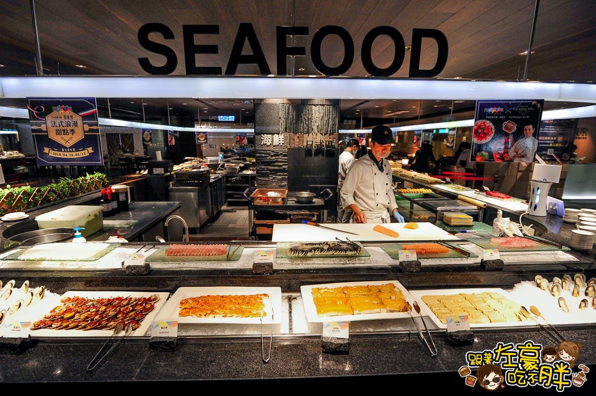 漢神巨蛋海港餐廳吃到飽-72