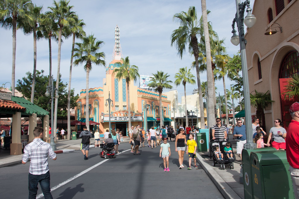 Around Hollywood Studios Disney