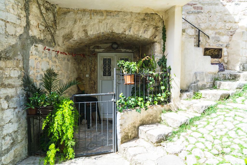Котор: крепость Святого Иоанна