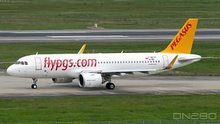 Pegaus A320-251N msn 8198