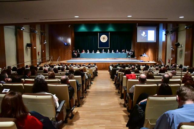 Acto Académico de la Facultad de Geografía e Historia (09/03/18)