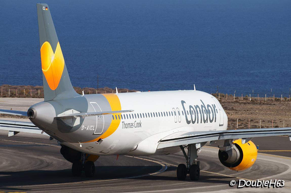 D-AICL A320 Condor TFS