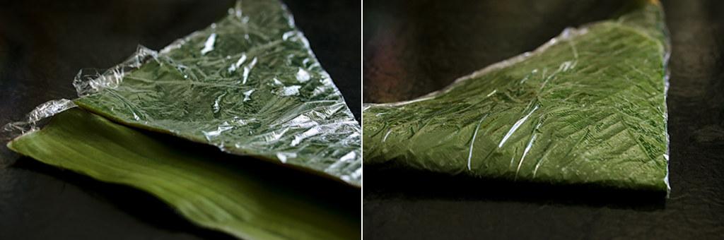 Banana leaves | platedpalate.com