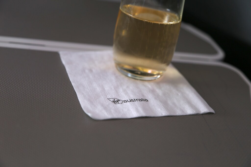 Virgin Australia business class 52