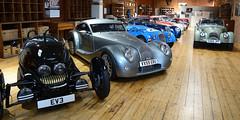 Morgan Motor Company Factory Tour