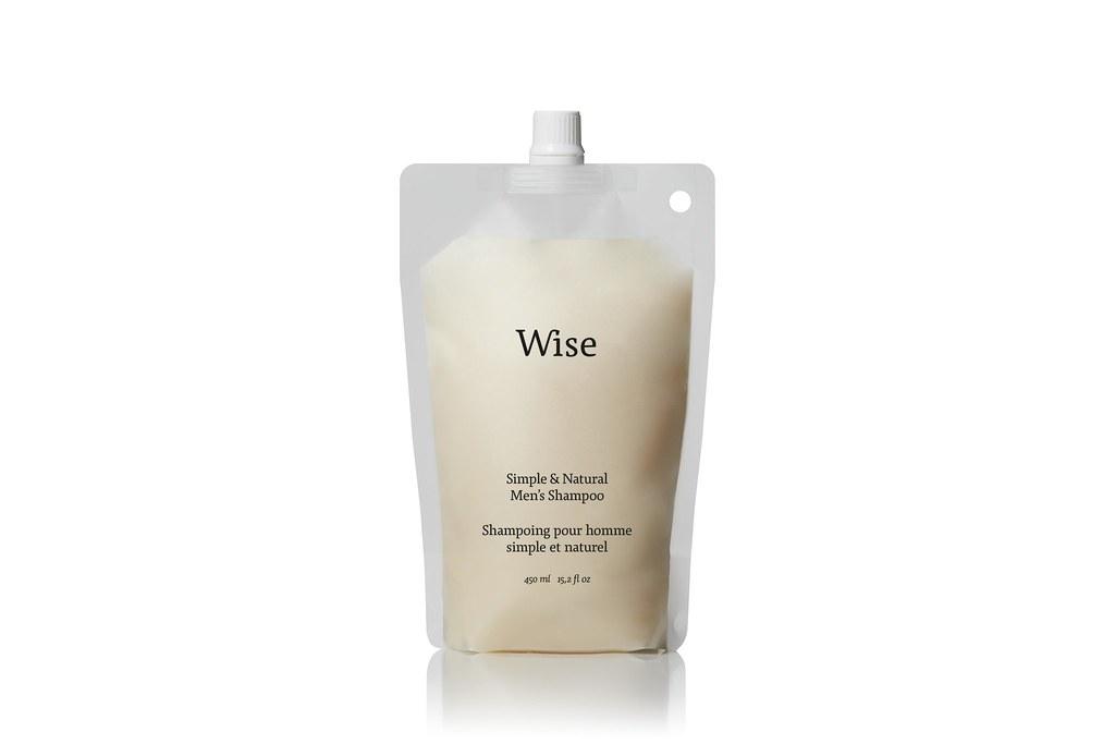Wise shampoo