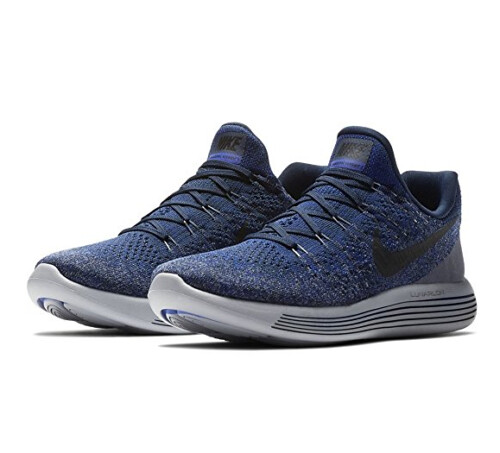 209e482541e82 ... NEW MENS NIKE LUNAREPIC LOW FLYKNIT 2 RUNNING SHOES 863779 406 COLLEGE  NAVY  140