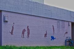 Animal Mural