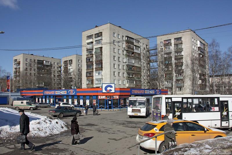 Королёв, улица Грабина.