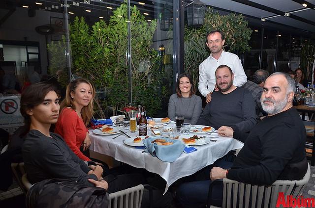 Yamaç Ege Özdemir, Özlem Canatar, Sinem Emre, Mehmet Nedanlı, Berk Emre, Nusret Canatar