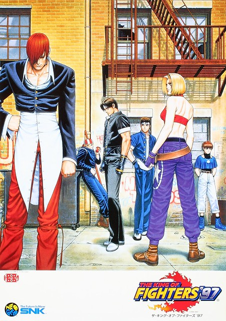 The King of Fighters '97 Poster