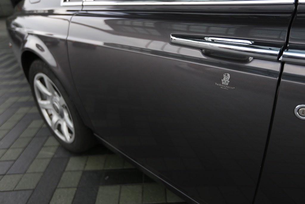 Rolls Royce Ritz-Carlton Hong Kong 2
