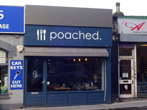 Poached, Beckenham, London BR3