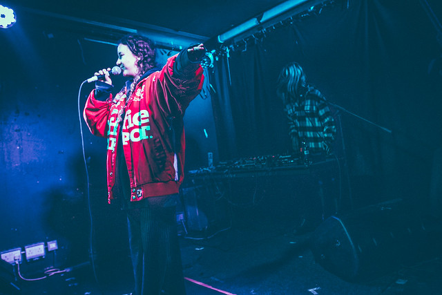 Mallrat - The Old Blue Last - London - 29.03.2018