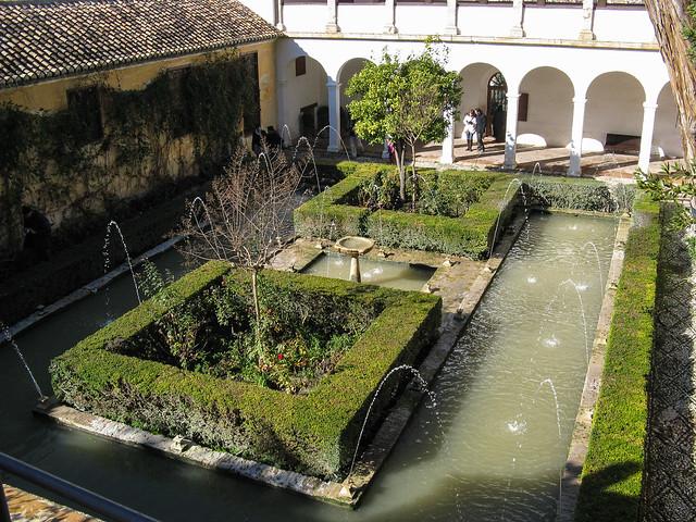 Alhambra, Granada, Canon POWERSHOT A720 IS