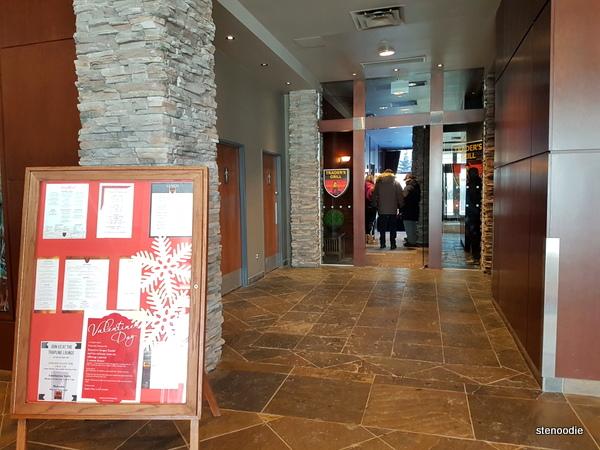 The Explorer Hotel lobby