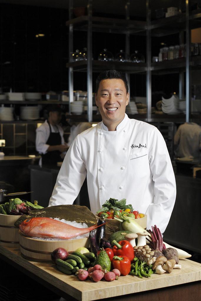 Chef Akira Back 1