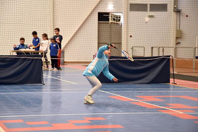 3º Mini Badminton Época - CDRP 2017/18
