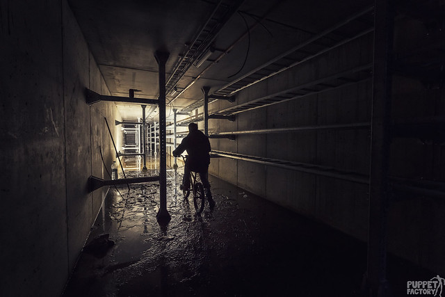 watchdogs : tunnel-vision