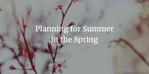 Six Word Slice of Life Planning