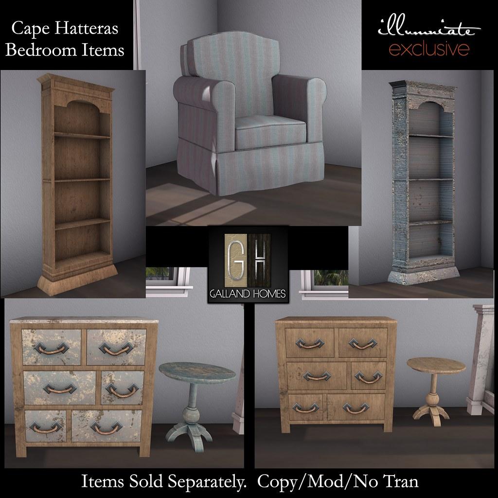 Cape Hatteras Bedroom Decor - TeleportHub.com Live!