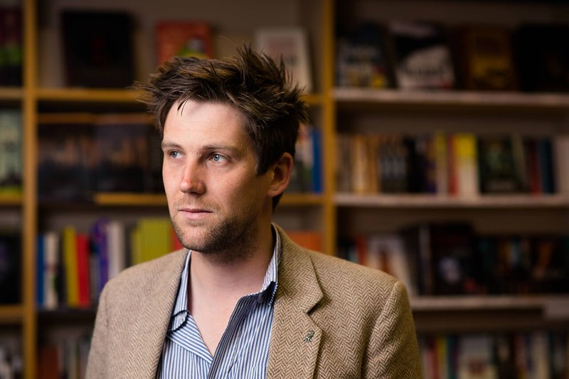 Ian Harker, Poet